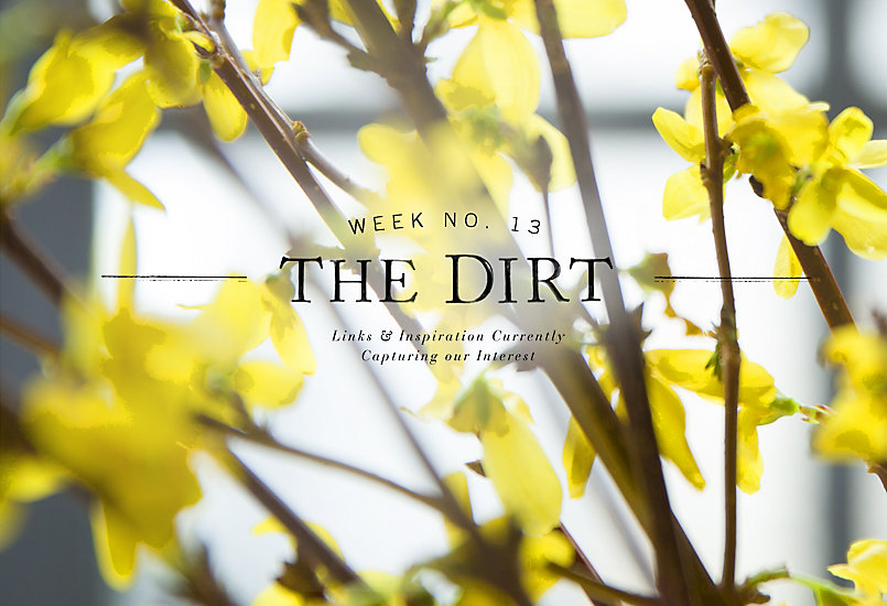 The Dirt | 2014 | Week no. 13