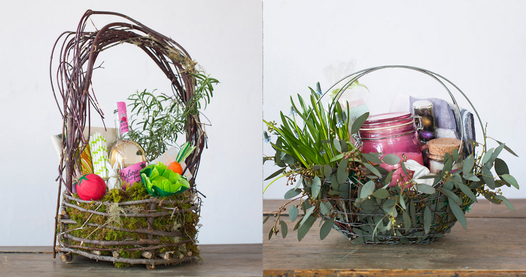 Our Best Baskets for Easter Gifts