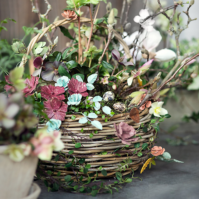 An Elevated Arrangement for Easter