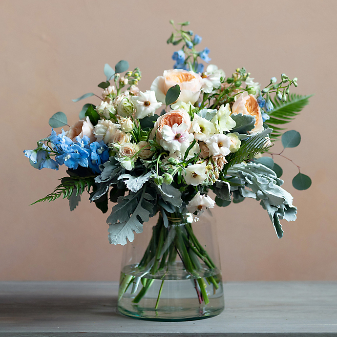 Behind the Bouquet: The Bouqs Co. for Terrain Mother's Day Bouquet