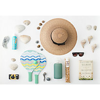 What's in Your Beach Bag?