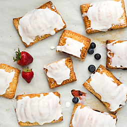 Summer Berry Pop Tarts