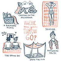 Where Will Your Throw Go?
