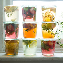 Summer Cooler: Infused Sun Tea