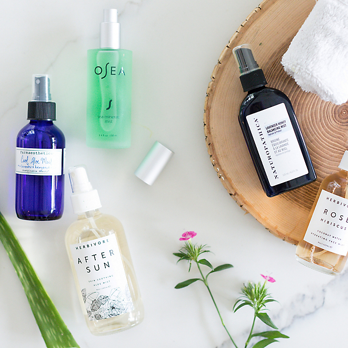 Essential Face Mists for Summer Skincare