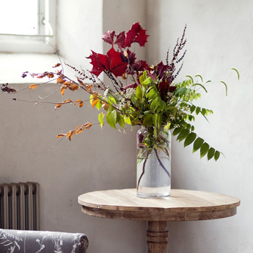 A Foraged Fall Arrangement