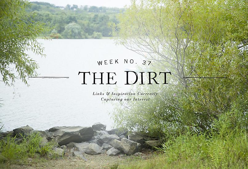 The Dirt | 2014 | week no. 37