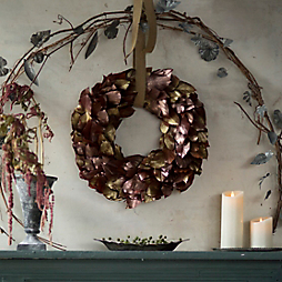 Five Places for Fall Wreaths