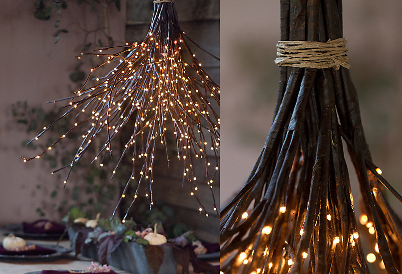 How To A Woodland Chandelier In The BLOG At Terrain