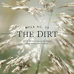 The Dirt | 2014 | week no. 39