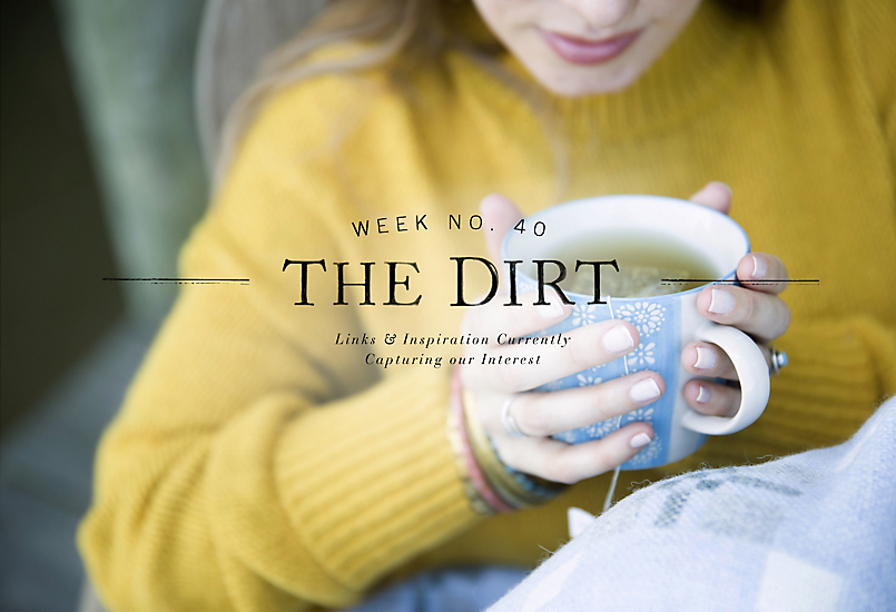 The Dirt | 2014 | week no. 40
