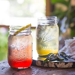 Tea Cocktails with Art in the Age + Leaf & Ardor Tea Co.