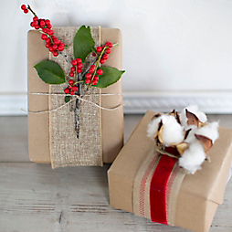 Natural Gift Toppers