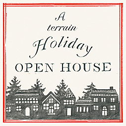 Holiday Open House Printable Poster