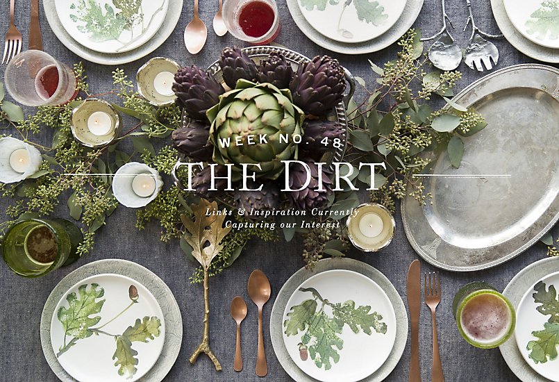 The Dirt | 2014 | week no. 48