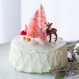 Trim Toppers for Holiday Sweets