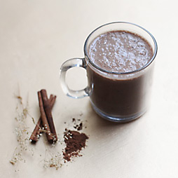 Vegan Superfood Hot Chocolate with Free People