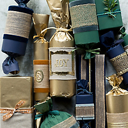 Gilded Gift Wrap