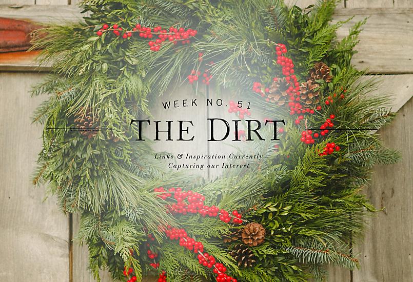 The Dirt | 2014 | week no. 51
