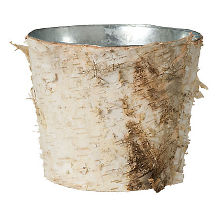 Birch Bark Pot