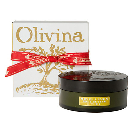 Olivina Meyer Lemon Body Butter