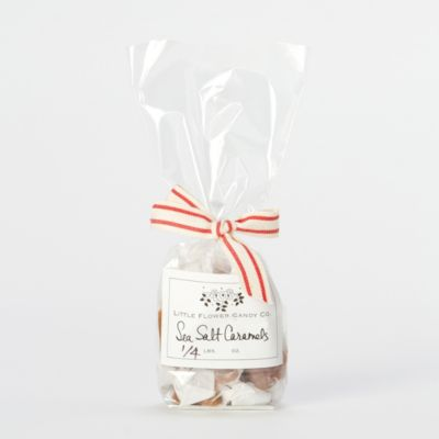 Little Flower Sea Salt Caramels