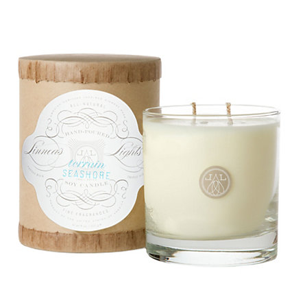 Linnea's Lights Seashore Candle