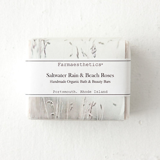 Farmaesthetics Saltwater Rain Soap