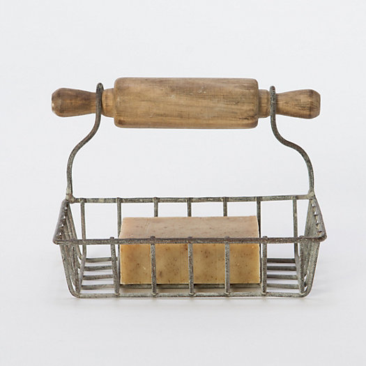 Bread Pin Basket