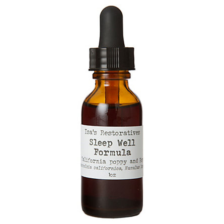 Isa's Restoratives Sleep Well Tincture