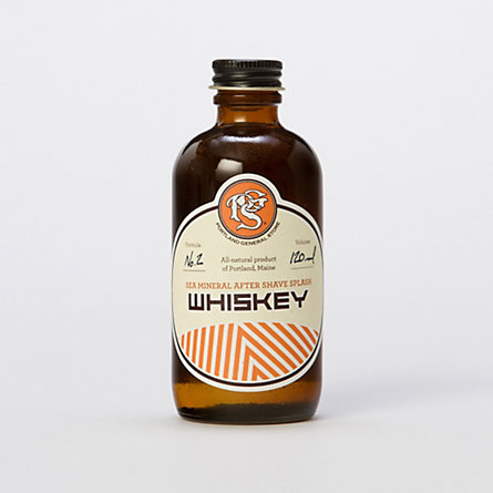 Portland General Store Whiskey Aftershave