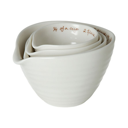 Porcelain Nested Measuring Cups