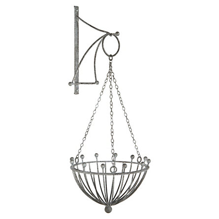 Ironwork Hanging Basket