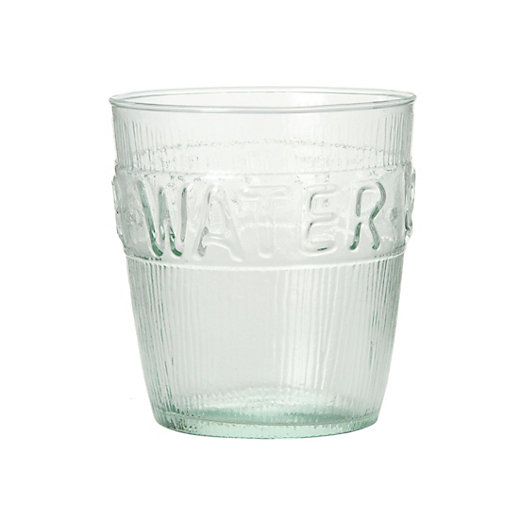 Recycled Water Glass