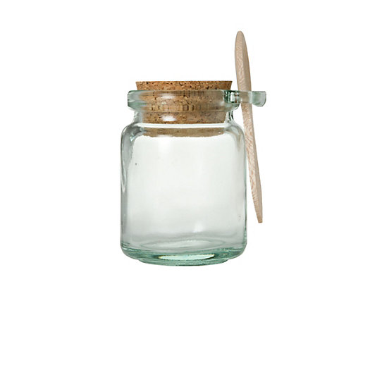 Corked Storage Canister