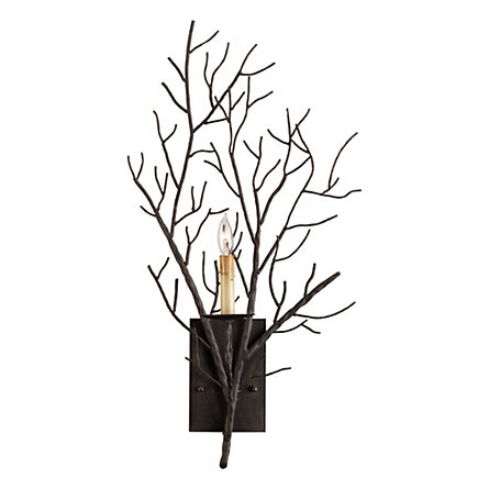 Bare Branch Wall Sconce