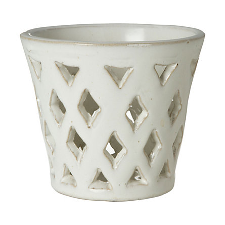 Lattice Orchid Pot