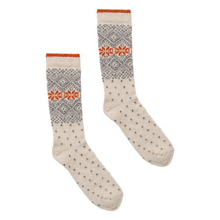 Snow Flurries Socks