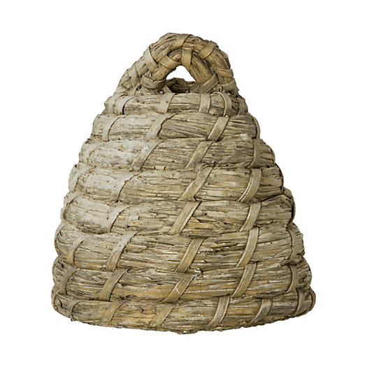 Cast Stone Bee Skep