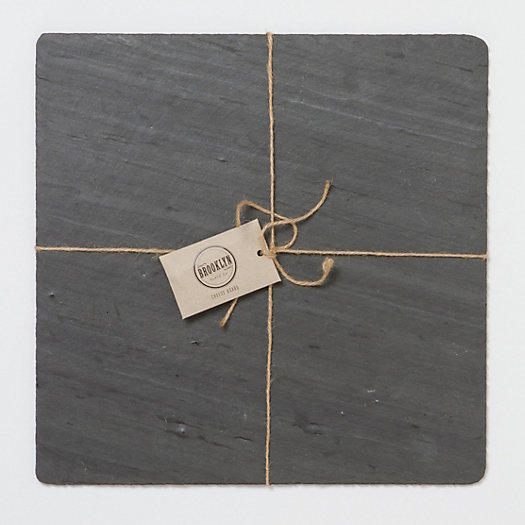 Squared Slate Cheese Board