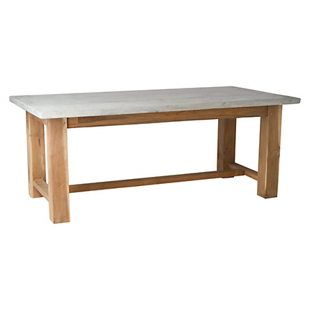 Cast Stone Dining Table