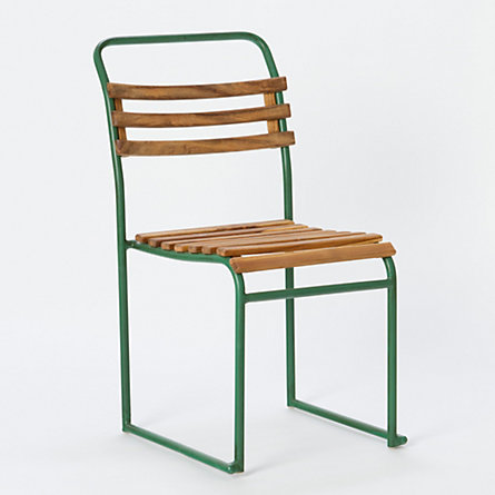 Slatted Teak Chair