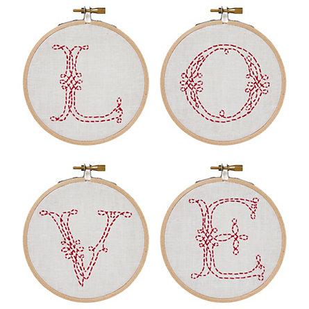 Needlepoint Valentine