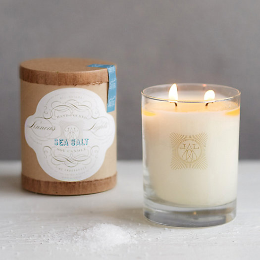 Linnea's Lights Candle, Sea Salt