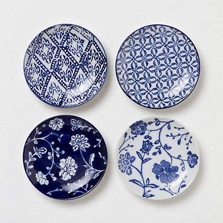 Botany of Pattern Dish