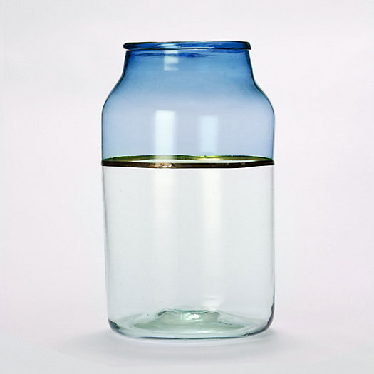 Colorblock Apothecary Jar, 20L