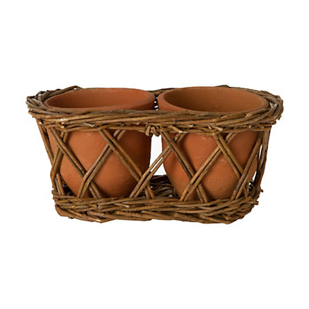 Willow & Earth Pot Set