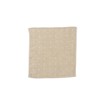 Polka Dot Wash Cloth
