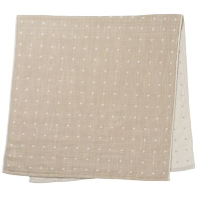 Polka Dot Bath Towel