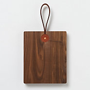 Workshop Walnut Serving Board
